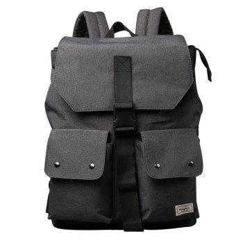 Leisure Pocket and Canvas Design Men's Backpack