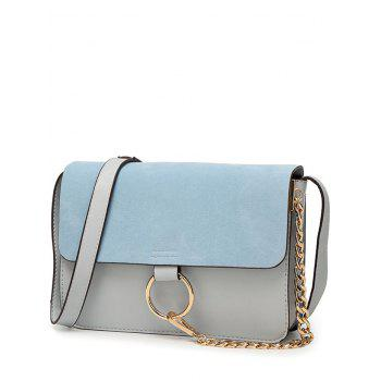 Chain and Magnetic Closure Design Shoulder Bag