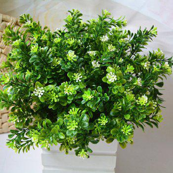 Small Leaf Plant 1 Bunch of Artificial Flower