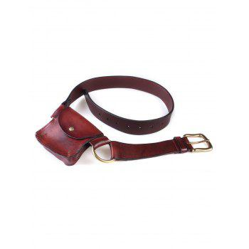 Casual Coin Purse Waist Belt