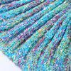 Cute Color Block Nifty Photography or Sofa Knitted Mermaid Blanket - COFFEE