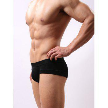 U Pouch Design Briefs - BLACK BLACK