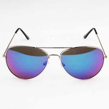 Outdoor Sports Cycling Crossbar Pilot Sunglasses