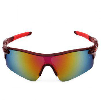 Outdoor Sport Anti UV Cycling Sunglasses
