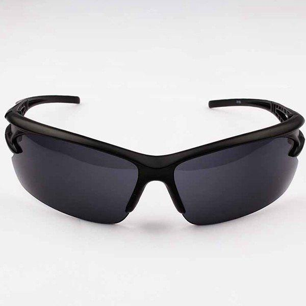 Outdoor Sports Bicycle Eyewear Cycling Sunglasses - BLACK