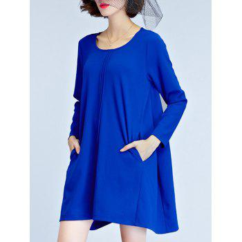Swing Mini Dress - L L