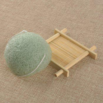 Half Ball Shape Facial Cleansing Sponge