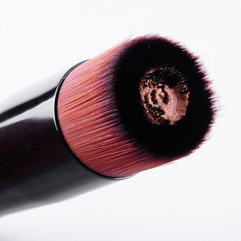 Fiber Concave Liquid Foundation Brush - Noir