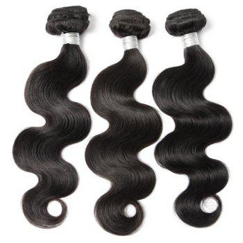 1Pcs Body Wave Indian 5A Remy Hair Weave - 18INCH 18INCH