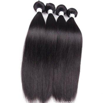 1pcs droite indienne 5A Remy Hair Weave