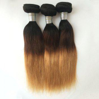Multi 1Pcs Straight Indian 5A Remy Hair Weave - COLORMIX COLORMIX