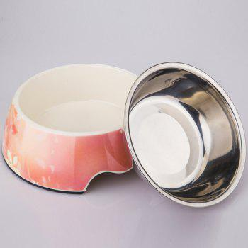 Stainless Steel High Quality Pet Bowl Dog Feeder - L L