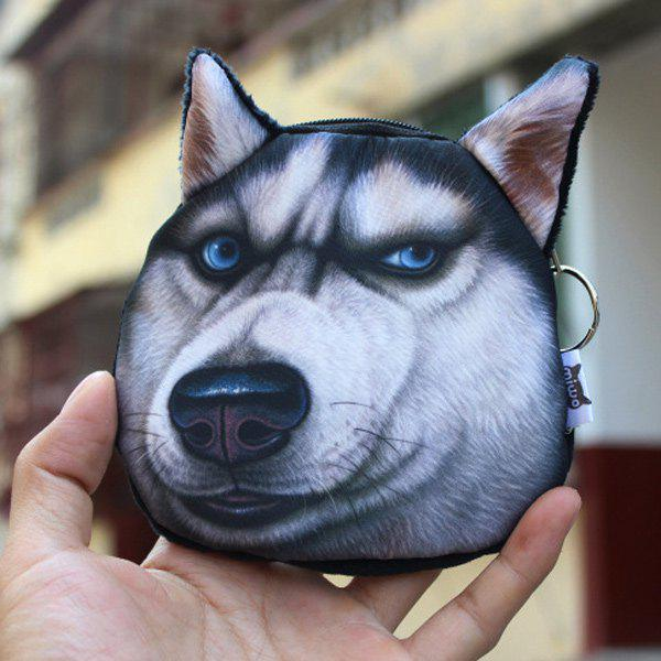 Zipper 3D Animal Coin Purse
