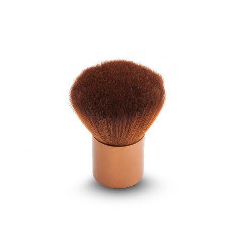 Cosmetic Soft Nylon Kabuki Pinceau Poudre - d/ 39;or