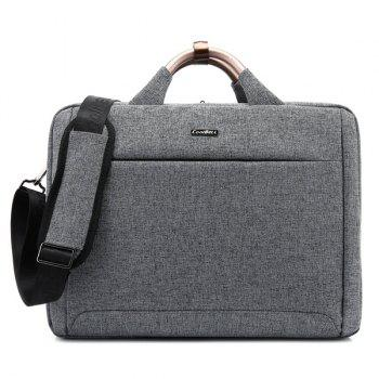 15 Inch Zip Nylon Laptop Bag