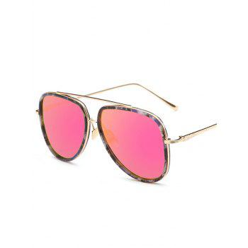 Joy-Ride Fleck Pilot Sunglasses