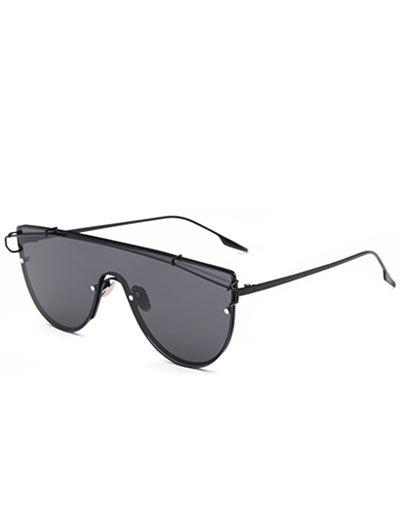 Joy-Ride Cross-Bar Full Frame Sheild Sunglasses