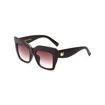 High Quality Square Oversized Sunglasses