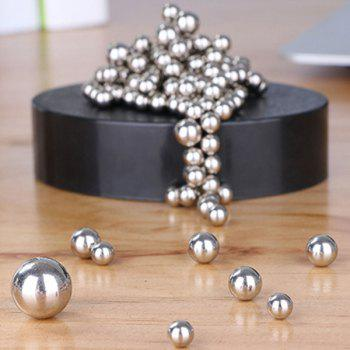Creative Ball Toys Magnetic Holder Office Decoration -  SILVER