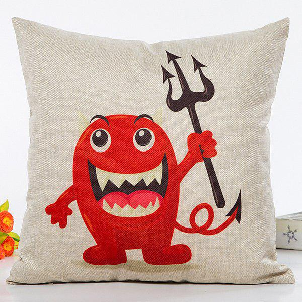 Halloween Monster Cartoon Design Sofa Cushion Pillow Case brian a mcgrail rebuilding the urban housing question
