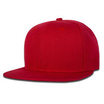 Sunscreen Casual Snapback Hat