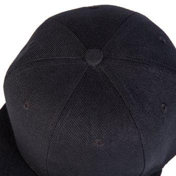 Sunscreen Casual Snapback Hat - PURPLISH BLUE