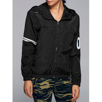 Mister Zip Up Hooded Jacket
