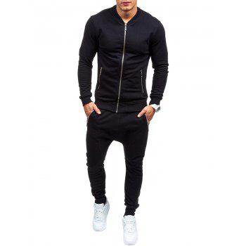Zip Up Jacket and Jogger Pants Twinset