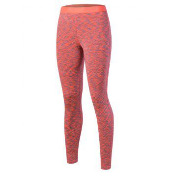 Printed High Waisted Yoga Leggings