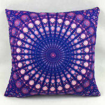 Bohemia Mandala Totem Double-Faced Print Pillowcase