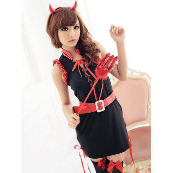 Halloween Cartoon Characters Cosplay Costume