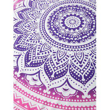 Geometric Print Beach Throw - ROSE MADDER ROSE MADDER