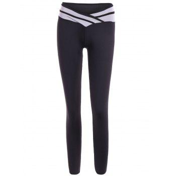 High-Waisted Ninth Leggings