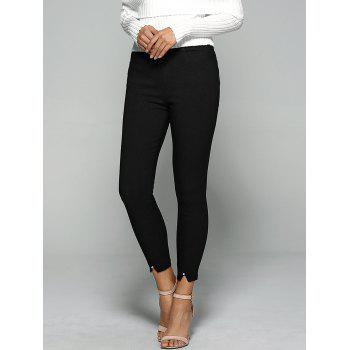 Slack Skinny Tight Fit Work Pants