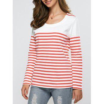 Striped Casual Sweater