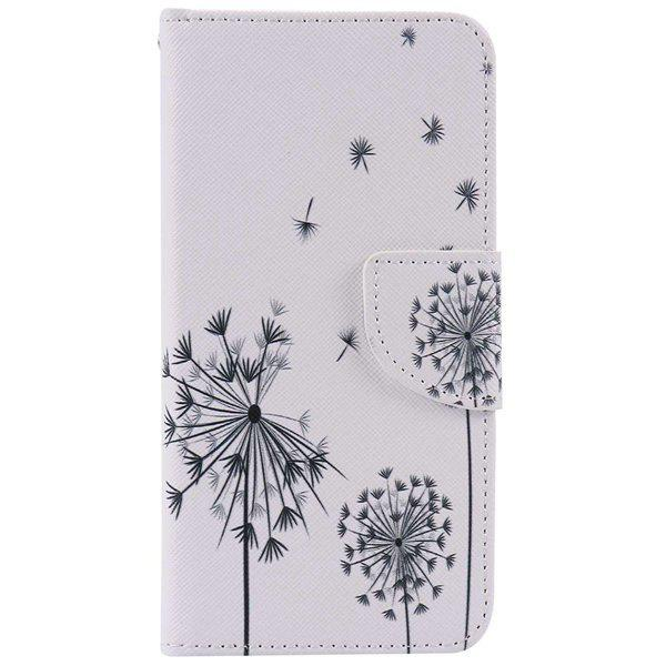 Dandelion Pattern Phone Case For iPhone 7 Plus lace phone case for iphone 7