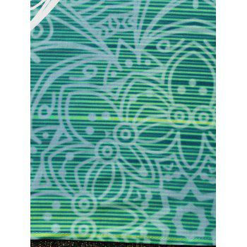 Rectangle Wall Decor Throw Tapestry Beach Throw - COLORMIX L