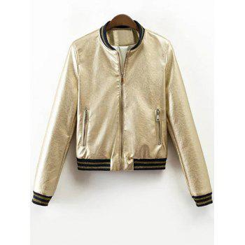 Metallic Color Jacket