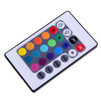 Remote Control 7 Color Change Pedipulator Shape 3D LED Night Light -  COLORMIX