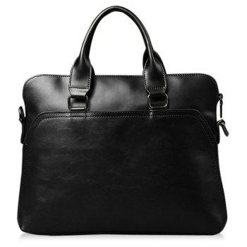 Handbag Faux Leather Briefcase