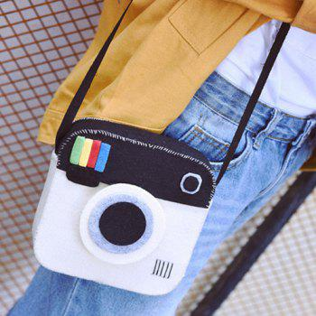 Funny Camera Shaped Crossbody Bag