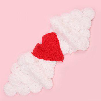 Angle Wing Crochet Baby Photography Prop