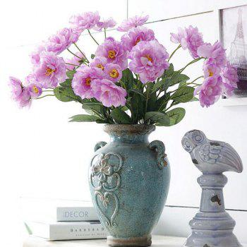 Real Touch Simulation Home Decor Artificial Flower - PURPLE PURPLE