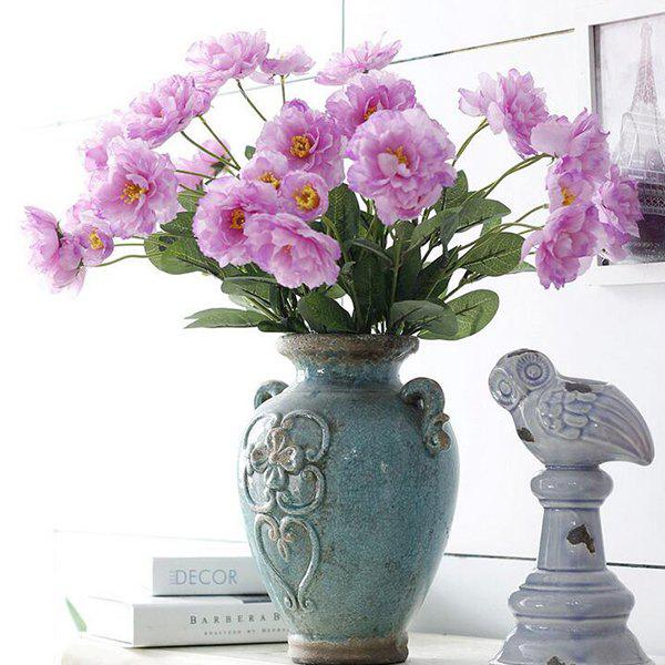 Real Touch Simulation Home Decor Artificial Flower - PURPLE
