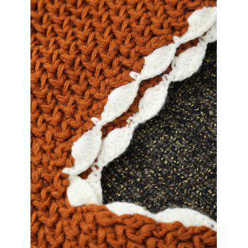 Comfortable Sleeping Bag Kids Sofa Bed Wrap Shark Blanket -  BROWN