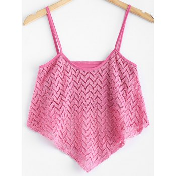 Hollow Out Cami Top