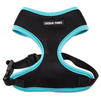 Breathable Mesh Cloth Puppy Dog Chest Straps