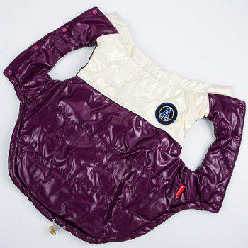 Winter Waistcoat Jacket Clothes For Pet Dog - M M