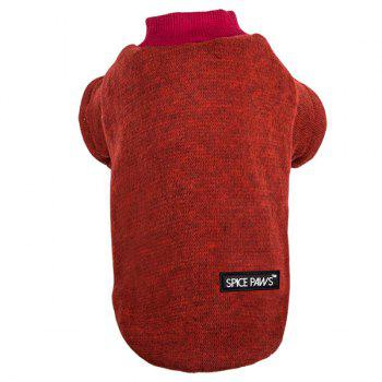 Knitting Sweater Winter Outwear Puppy Clothes - JACINTH JACINTH