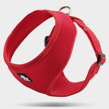 Pet Vest Collar Walking Safety Puppy Strap Clothes - S S